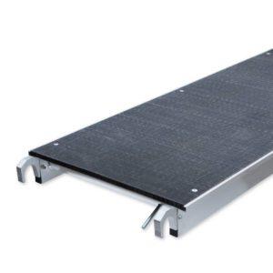 Platformen Carbon (lichtgewicht)